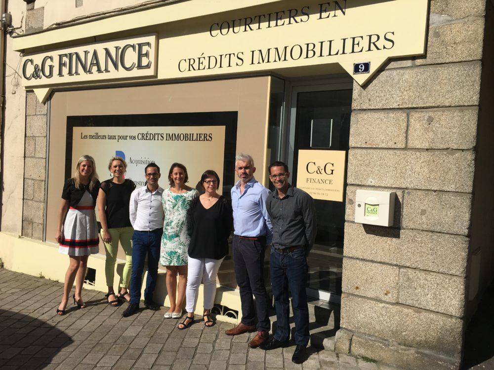 C&G finance - Courtier Prêt Immobilier